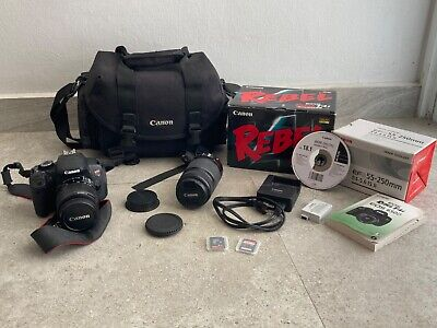 Canon eos Rebel t4i kit