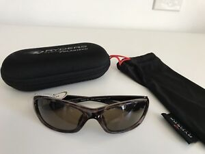 Brand new Ryders Eyewear sunglasses with hard and soft case