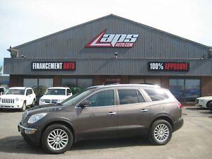 Buick Enclave CX 2011 8 PASSAGERS