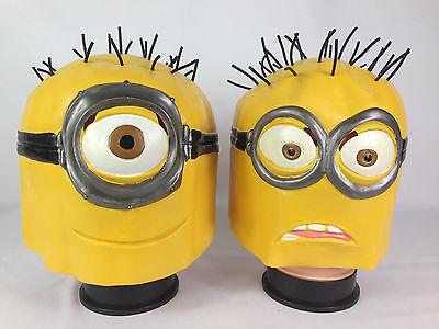 Kinder Minions Gru Bösewicht Maske Kostüm Held Ausgefallen - Gru Minion Kostüme