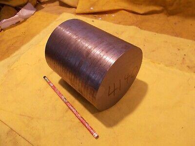 4140 Steel Rod Machine Tool Die Shop Round Bar Stock 5 Od X 5 12 Oal
