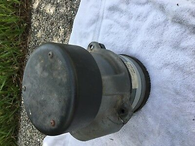 Minuteman Scrubber Vacuum Motor Complete With Housing