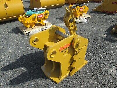 Excavator Bodine Adjustable 12 Stationary Crusher New Komatsu Pc200 Pc210 Pc220