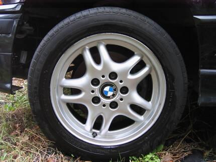 BMW 7 x 16in x 1 single Styling 30 Alloy Wheel