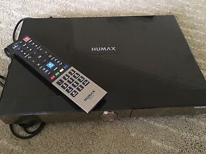 Humax 1TB 4 channel TV Tuner/Recorder Brighton Holdfast Bay Preview