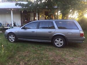 QUICK SALE! Ford falcon BA XT wagon 2003 LPG Avalon Pittwater Area Preview