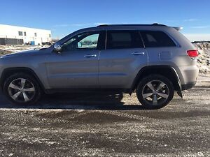 2014 Grand Jeep Cherokee Limited