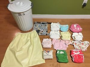 Complete Cloth Diaper solution