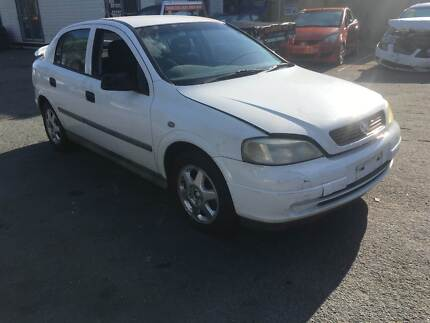 2001 HOLDEN ASTRA 1.8ltr AUTO #2327 - PARTS FROM $25