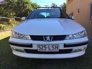TURBO DIESEL HDI Peugeot 406,over 1000 kms per tank,low kms,Rwc+Rego Mansfield Brisbane South East Preview