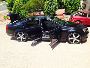2006 Holden Caprice Sedan Capital Hill South Canberra Preview