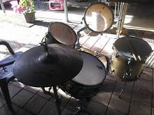 Billy Hyde drum kit Caravonica Cairns City Preview