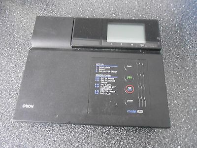 Orion Model 620 Benchtop Ph Meter