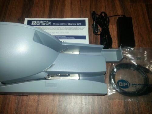Digital Check Tellerscan TS240 50 DPM 240 Inkjet (FREE SHIPPING)