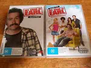 My name is earl TV series dvds Forest Lake Brisbane South West Preview