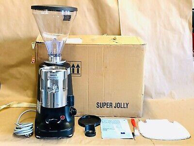Brand New Open Box Mazzer Luigi Srl Model Super Jolly Timer - Fast Shipp