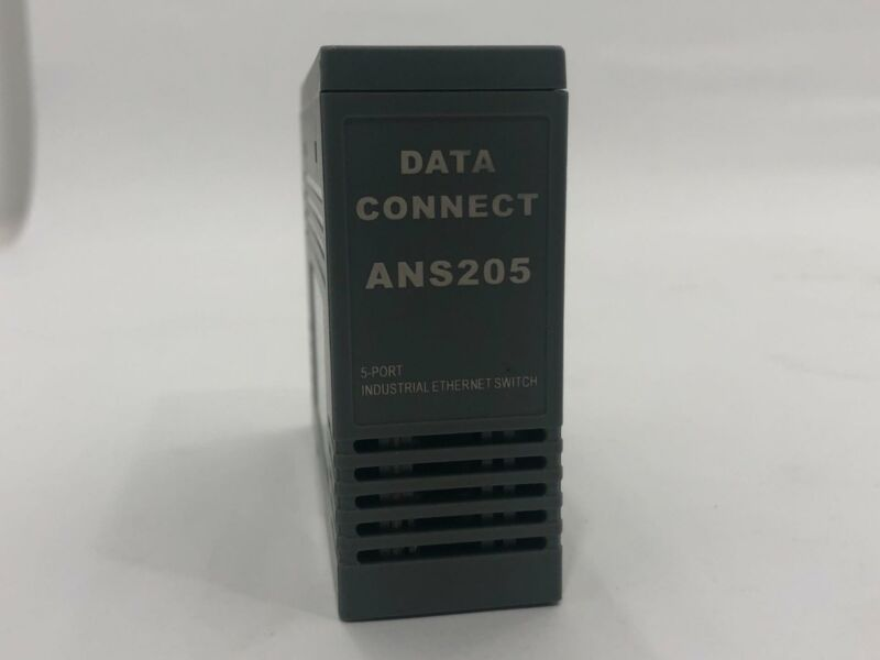 Data Connect ANS205 5 Port Industrial Ethernet Switch 10/100