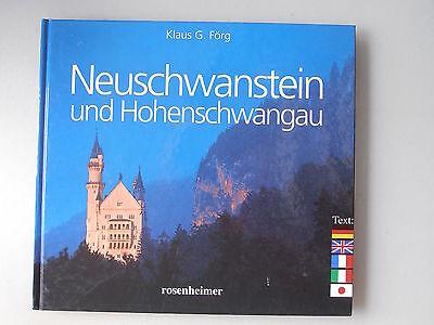 Neuschwanstein und Hohenschwangau 2003 Bayern Schloß