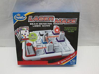 Laser Maze Board Game by ThinkFun 2012 Complete (Laser Maze Game)