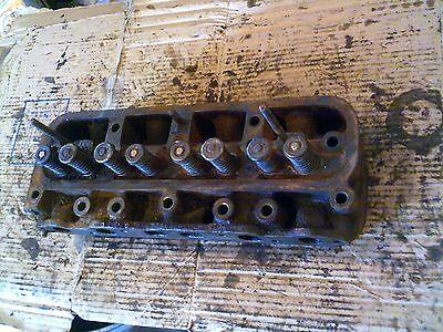 Farmall Ih 504 Utility Tractor Gas Engine Motor 4 Cylinder Head