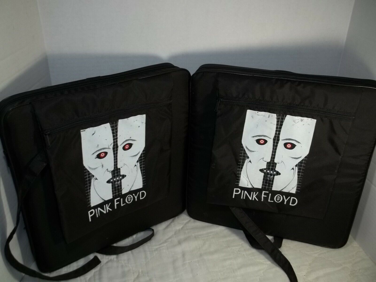 Vintage Pink Floyd Seat Cushions From Division Bell Tour - $26.00