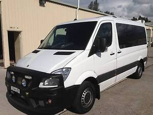 Mercedes Sprinter 316 cdi 2012 low km's 12 months regio- perfect Wollongong Wollongong Area Preview
