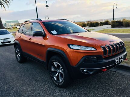 Wanted: Jeep Cherokee KL trailhawk 2014
