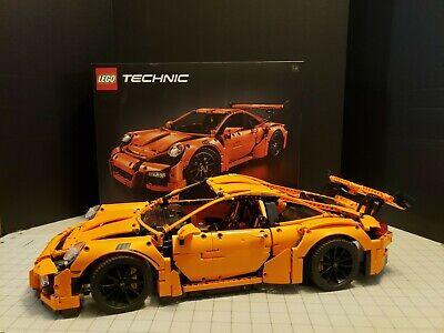 Lego Technic Porsche 911 GT3 RS (42056), Used