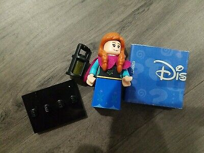 LEGO Disney Frozen Anna Minifigure Series 2