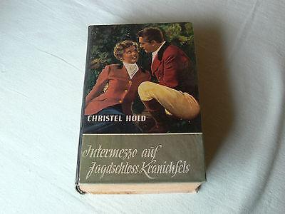 Intermezzo auf Jagdschloss Kranichfels von CHRISTEL HOLD - Saba Verlag-Leihbuch
