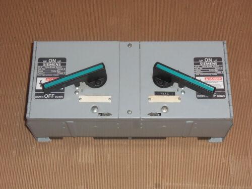 Ite Siemens V7e V7e3622 60 Amp 600v Fusible Panel Panelboard Switch Ser A