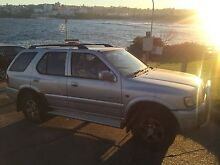2000 model 4x4 Van, 2batteries, tv/dvd, Bed Kitchen...Need Sale!! Bondi Beach Eastern Suburbs Preview