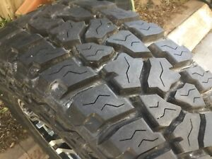Mickey Thompson Tyres! Must Sell! Make an Offer!