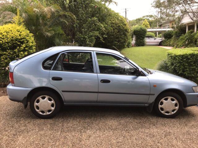 1998 Toyota Corolla Conquest Seca 4 Sp Automatic 5d