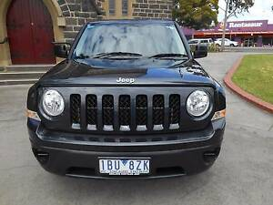 2013 Jeep Patriot Wagon Geelong Geelong City Preview