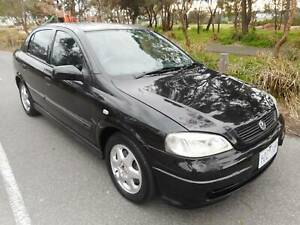 1999 Holden Astra CD Automatic Hatchback REG AND ROADWORTHY! Moorabbin Kingston Area Preview