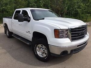 2009 GMC 2500 duramax crew cab short box