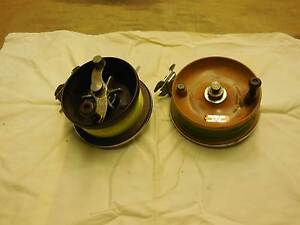 Fishing reel, Alvey sidecaster. Stratham Capel Area Preview