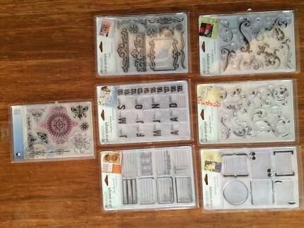 CLEAR & RUBBER STAMP HUGE BUNDLE - NEW (Worth $000s)