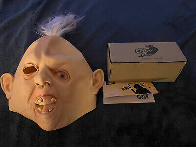 Latex Rubber Creepy Scary Ugly Head the Goonies Sloth Scary Mask Party Costume