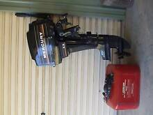 Mercury 9.8 Outboard Motor Inverell Inverell Area Preview