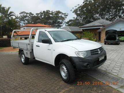 2009 MITSUBISHI TRITON GL UTE Coffs Harbour Coffs Harbour City Preview