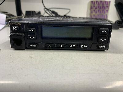 Kenwood Tk-880 Uhf 440 - 470 Mhz Mobile Radio