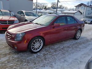 2007 Cadillac CTS V6 *** ONE OWNER LOCAL *** WINTER TIRES ***