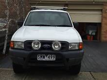 2000 Ford Courier Ute Bundoora Banyule Area Preview