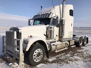2007 Freightliner Classic with or without job