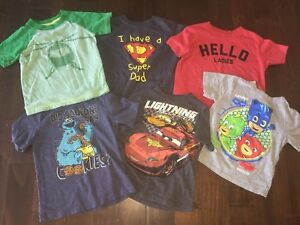 Great Lot Of Boys Clothes