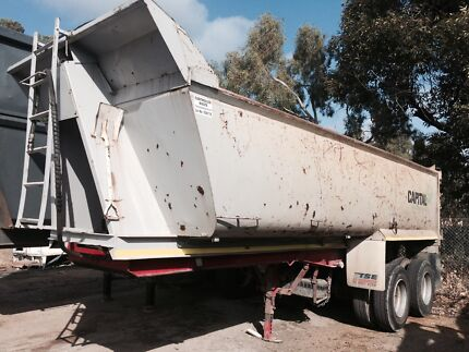 Semi tipper Bayswater Bayswater Area Preview