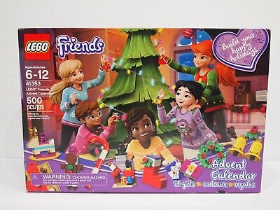 Lego Friends - 2018 Advent Calendar - #41353 500 pieces