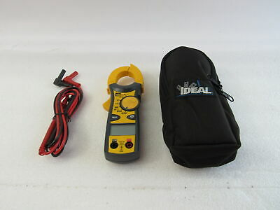 Ideal 61744 600-amp Clamp-pro Clamp Meter